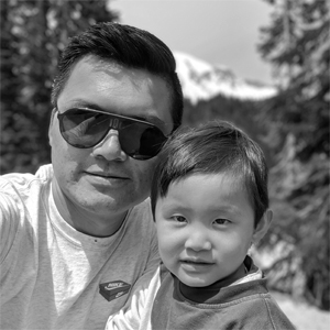 photo of Jim Liu